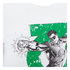 DC Comics Men's Green Arrow Punch T-Shirt - White: Image 3