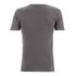 DC Comics Men's Batman Face T-Shirt - Grey: Image 2
