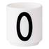 Design Letters Espresso Cup - 0: Image 1