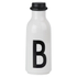 Design Letters Water Bottle - B: Image 1