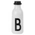 Design Letters Water Bottle - B: Image 1