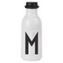 Design Letters Water Bottle - M: Image 1