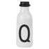 Design Letters Water Bottle - Q: Image 1