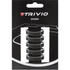Trivio Carbon Stem Spacers - 5 x 10mm (1 1/8 Inches): Image 1