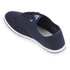 Henleys Men's Stash Canvas Pumps - Navy: Image 4