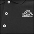 Kappa Men's Omini Polo Shirt - Black: Image 3