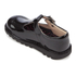 Kickers Kids' Kick T Patent Flat Shoes - Black: Image 4