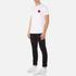 Edwin Men's Red Dot Logo 2 T-Shirt - White: Image 4