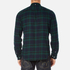 Edwin Men's Standard Shirt - Black Watch Tartan: Image 3