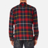 Edwin Men's Labour Shirt - Red/Black: Image 3
