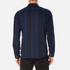 Edwin Men's Labour Shirt - Navy/Black: Image 3