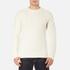 Edwin Men's United Sweatshirt - Natural: Image 1
