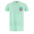 Hot Tuna Men's Colour Fish T-Shirt - Mint: Image 1