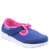 Skechers Toddlers' Go Walk Bow Shoes - Blue: Image 1