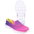 Skechers Kids' Go Walk 3 Shoes - Purple/Pink: Image 3
