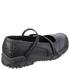 Skechers Kids' Gemz Foglights Shoes - Black: Image 2