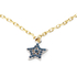 Marc Jacobs Women's MJ Coin Layered Pendant - Crystal/Antique Gold: Image 4