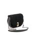 Marc Jacobs Women's The Jane West End Shearling Saddle Bag - Black: Image 3