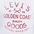 Levi's Men's Baseball T-Shirt - Golden Coast White: Image 5