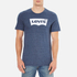 Levi's Men's Housemark Graphic T-Shirt - Dress Blues: Image 1