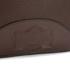 Ted Baker Men's Isaac Embossed Flight Bag - Chocolate: Image 7