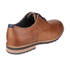 Rockport Men's Ledge Hill 2 Toe Cap Oxford Shoes - Caramel: Image 2