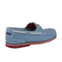 Rockport Men's Summer Tour 2-Eye Boat Shoes - Light Blue: Image 2