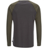Animal Men's Mono Raglan Long Sleeve Top - Asphalt Grey: Image 2