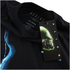 Aliens Men's Vertical T-Shirt - Black: Image 2