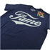 Fame Men's Logo T-Shirt - Navy: Image 3