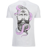 Rum Knuckles Men's Snake Beard T-Shirt - White: Image 2