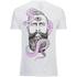 Rum Knuckles Mens Snake Beard T-Shirt - Wit: Image 2