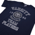 Varsity Team Players Men's Needle & Thread T-Shirt - Navy: Image 3