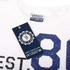 Varsity Team Players Men's West 86 T-Shirt - White: Image 4