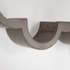 Lyon Beton Concrete Cloud Toilet Paper Shelf - Small: Image 4