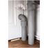 Lyon Beton Concrete Pipeline Stem Vase (42cm): Image 3