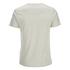 Threadbare Men's Charlie Plain V-Neck T-Shirt - Ecru Marl: Image 2