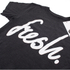 Cotton Soul Men's Fresh Mono T-Shirt - Charcoal: Image 2