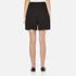 Diane von Furstenberg Women's Chapman Shorts - Black: Image 3