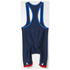 adidas Men's Team GB Replica Training Cycling Bib Shorts - Blue: Image 8