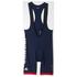 adidas Men's Team GB Replica Cycling Bib Shorts - Blue: Image 7