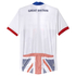 adidas Men's Team GB Replica Cycling Short Sleeve Jersey - White: Image 9
