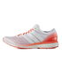adidas Men's Adizero Boston 6 Running Shoes - White/Red: Image 5