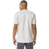 adidas Men's Graphic DNA Training T-Shirt - White/Grey: Image 3