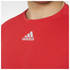 adidas Men's Sequencials Climalite Running Long Sleeve T-Shirt - Red: Image 4