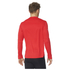 adidas Men's Sequencials Climalite Running Long Sleeve T-Shirt - Red: Image 3