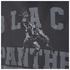 adidas Men's Black Panther Training T-Shirt - Black: Image 6