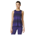 adidas Women's Wow Training Boxy Tank Top - Purple: Image 1