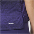 adidas Women's Wow Training Boxy Tank Top - Purple: Image 5