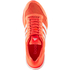 adidas Men's Adizero Adios 3 Running Shoes - Red/White: Image 5